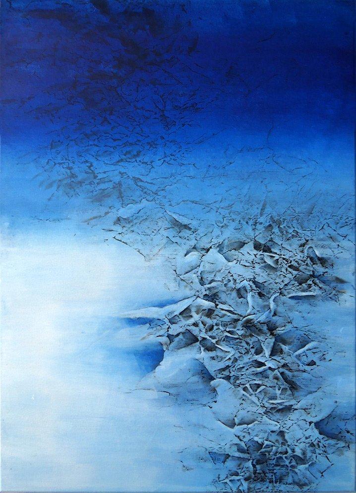 Blue10_020 50x70cm