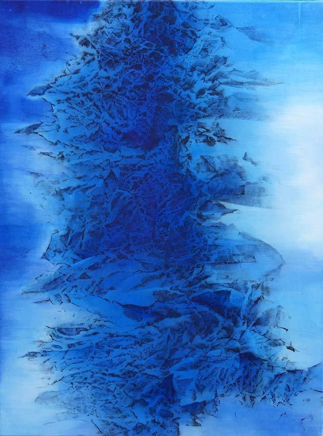 Blue Wind_020 60x80cm