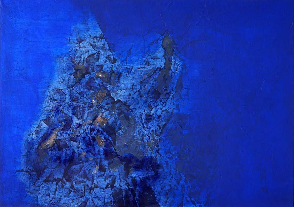Blue Marine_020 60x50cm