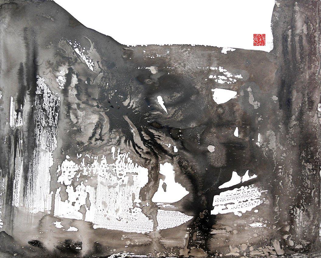 Shan-Shui_3 50x40 cm
