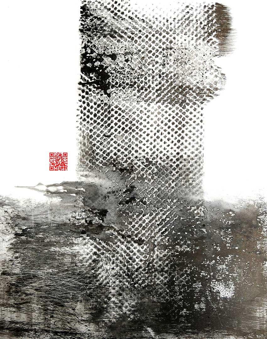 ShanShui_5 40x50 cm