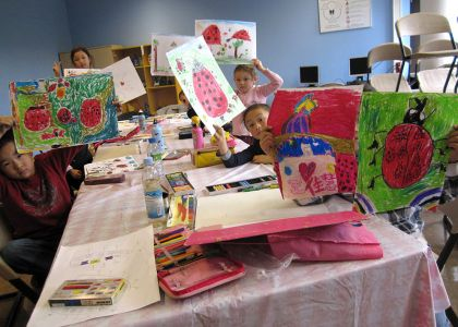 Interkulturelles Kinder Atelier (IKA e.V.) 2010